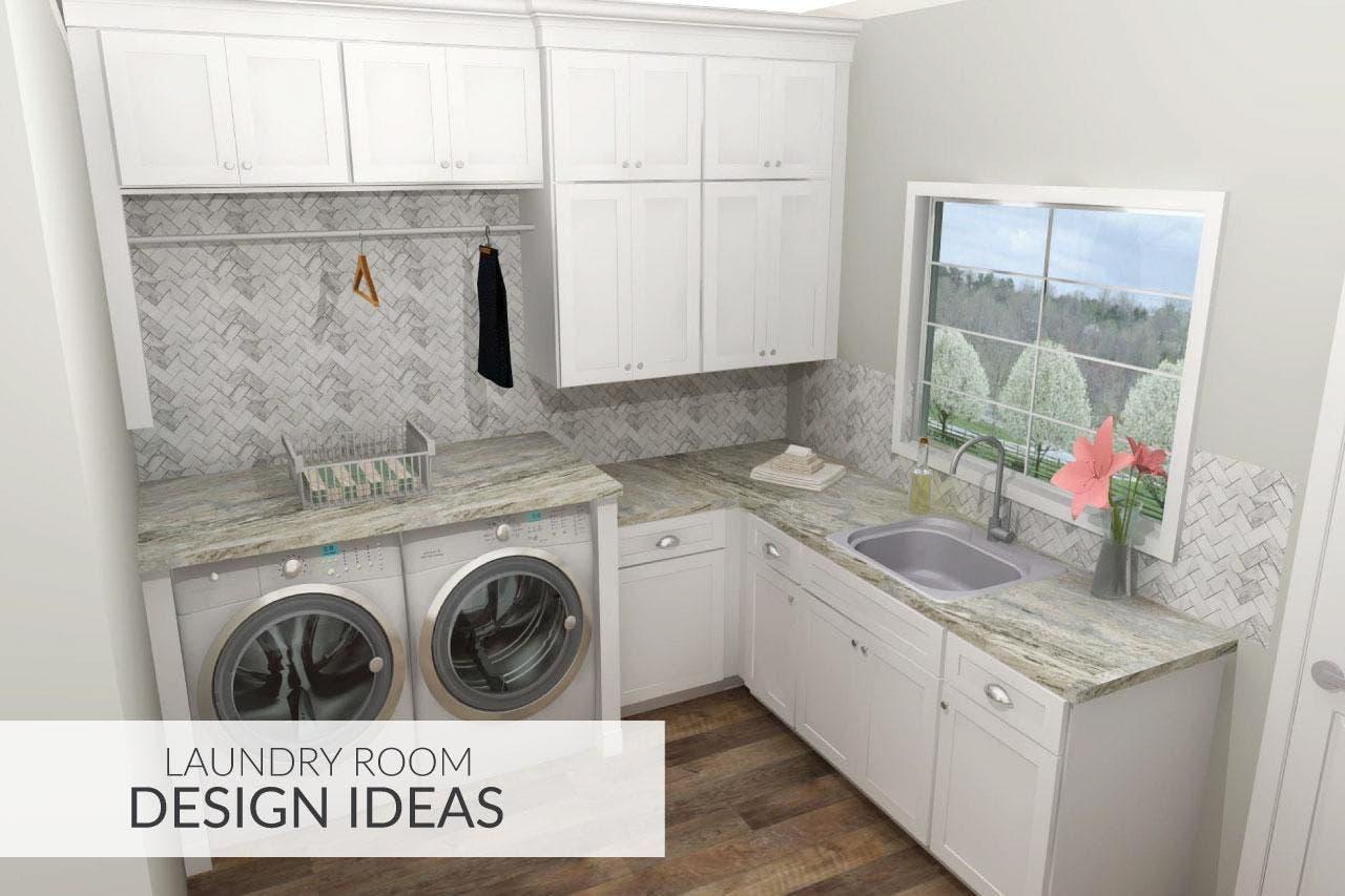 Laundry Room Design Ideas Cabinets Com