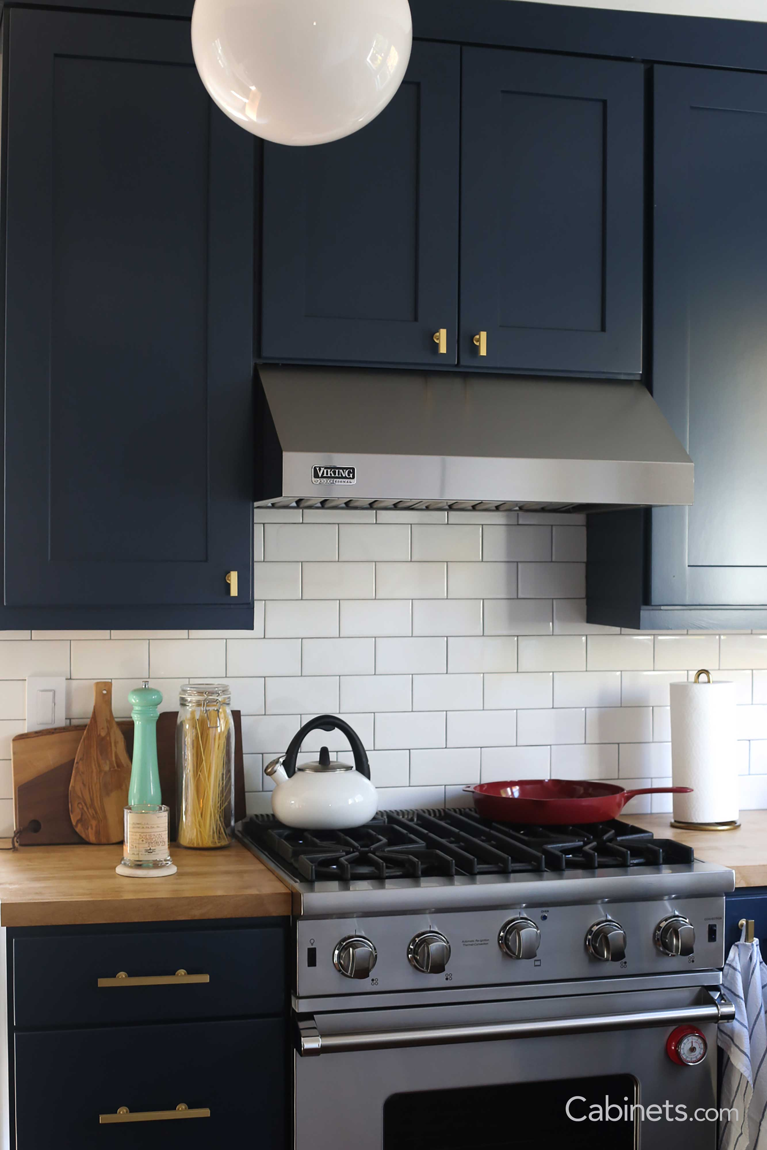 Blue Hue Painted Cabinets Cabinets Com