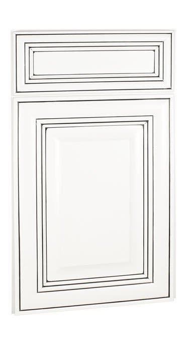 White Kitchen Cabinets Choose Your, White Cabinets With Gray Glaze