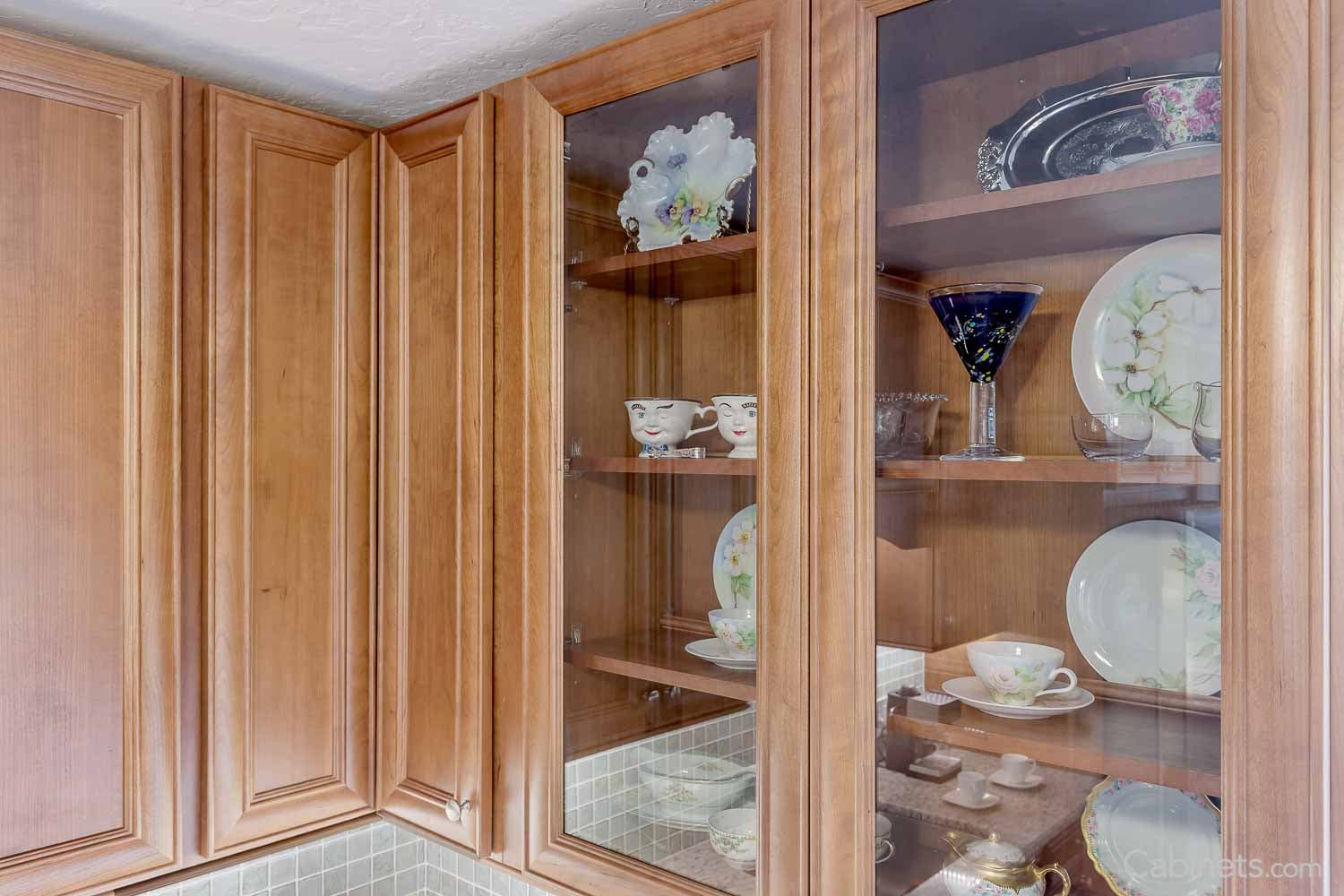 Glass Cabinet Doors Buying Installation Guide Cabinets Com