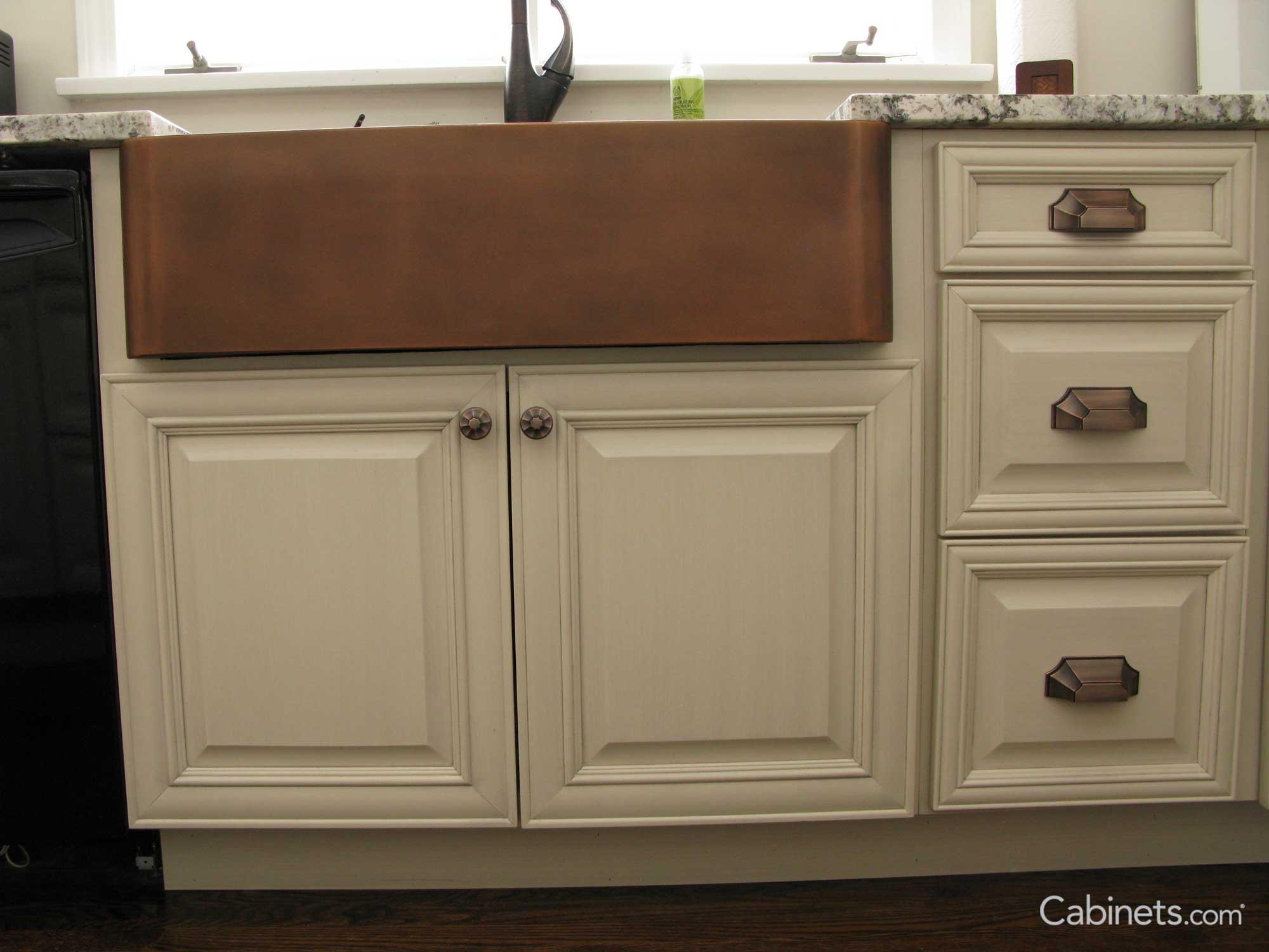 Preparing For A Farm Sink Cabinets Com