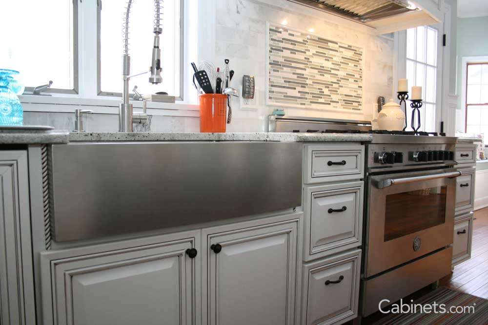 Preparing For A Farm Sink Cabinets Com