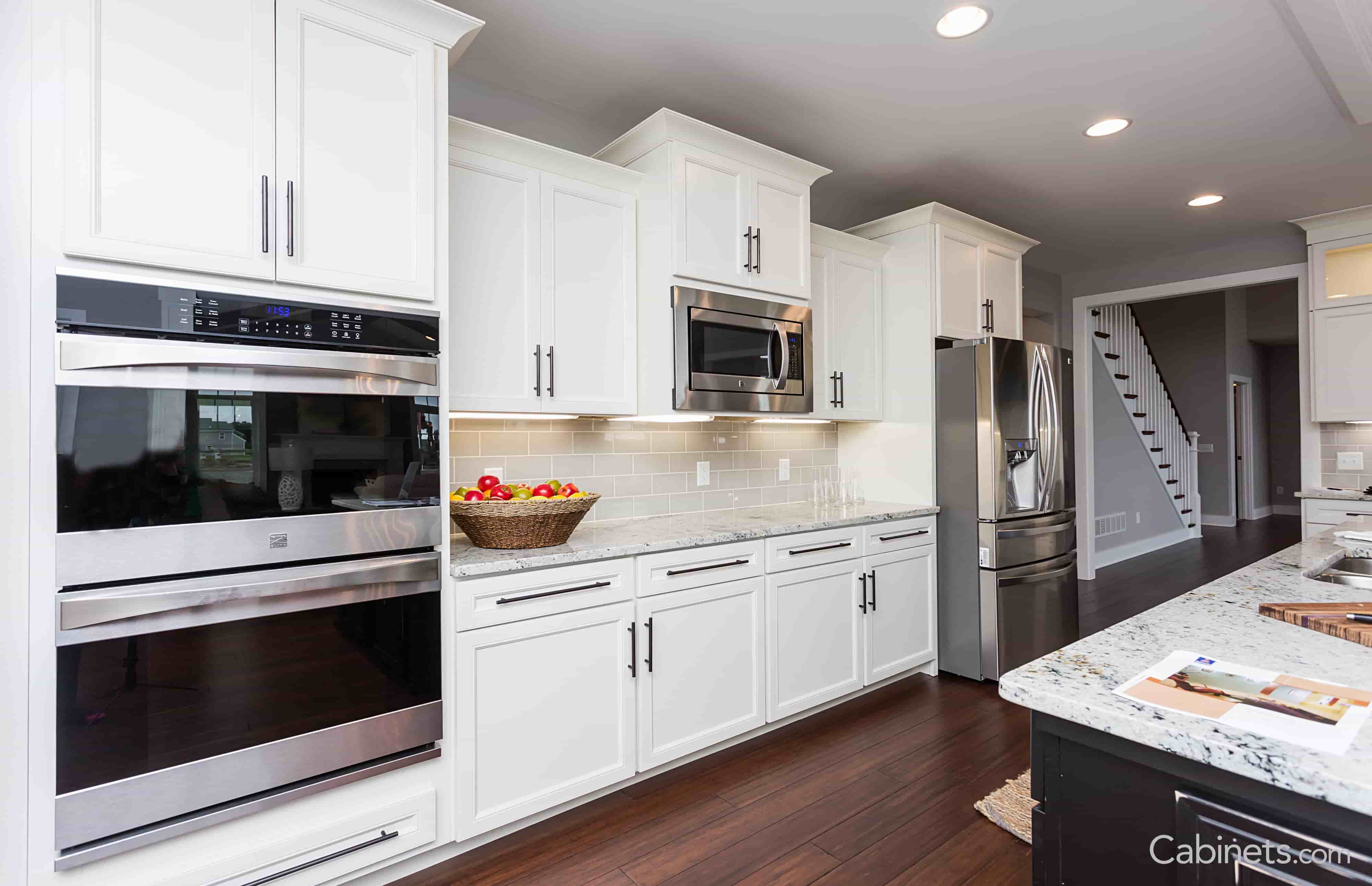 Working With A Built In Appliance Cabinets Com