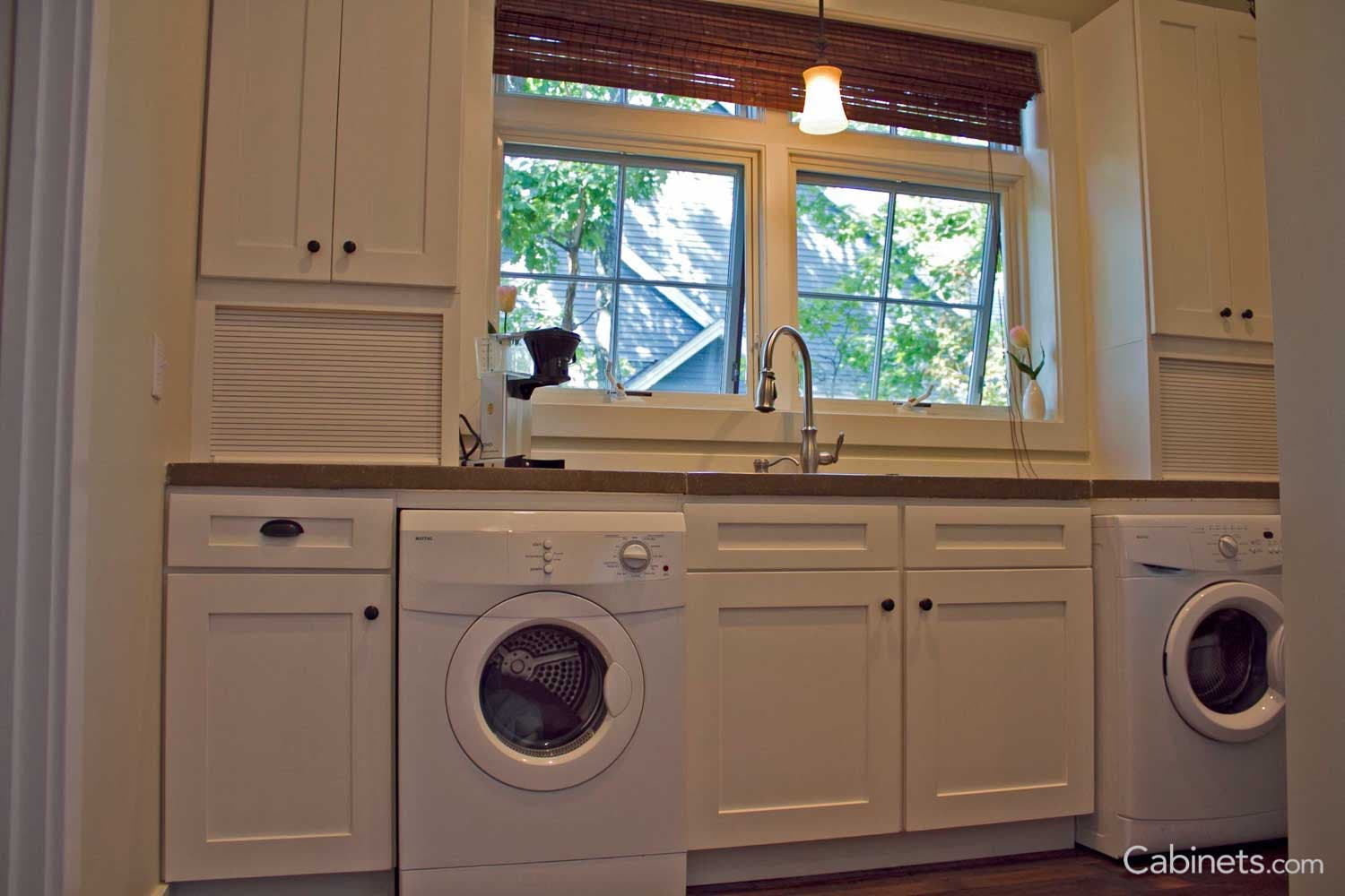 Laundry Room Design Ideas Cabinets Com