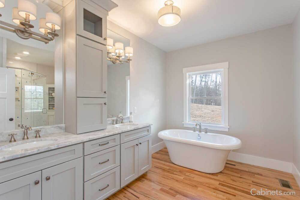 Bathroom Vanities Cabinets Com, Bathroom Counter Cabinets